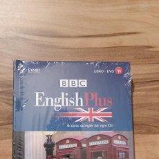 Libros de segunda mano: ENGLISH PLUS LIBRO + DVD Nº 11 EL PAIS 2006 ¡¡PRECINTADO¡¡. Lote 125371447