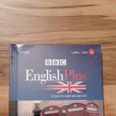Libros de segunda mano: ENGLISH PLUS LIBRO + DVD Nº 04 EL PAIS 2006 ¡¡PRECINTADO¡¡ . Lote 125375039