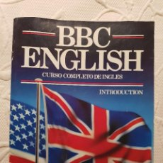 Libros de segunda mano - BBC ENCLISH SALVAT. CURSO COMPLETO DE INGLES. CON CASSETTE - 128127123