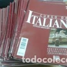 Libros de segunda mano: CURSO DE ITALIANO PLANETA DEAGOSTINI. Lote 128264499