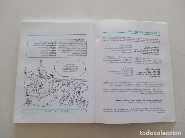 Libros de segunda mano: BERNARD MOLLOY Inglés. La gramática paso a paso. RM87120 - Foto 4 - 128991207