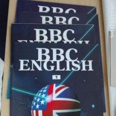 Libros de segunda mano: CURSO IDIOMAS - CASSETTE Y FASCICULO 1 - BBC ENGLISH / SALVAT 1995. Lote 130847576