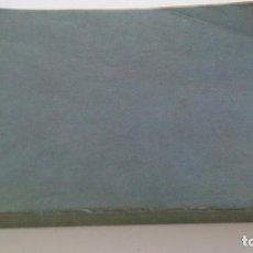Livros em segunda mão: GRAMATICA ELEMENTAL DE LA LENGUA ALEMANA/EMILIO OTTO/JULIO GROSS 1919/CM32. Lote 130898640