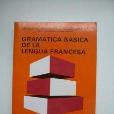 Libros de segunda mano: GRAMÁTICA DE LA LENGUA FRANCESA. VVAA. HACHETTE 1993. Lote 132153306