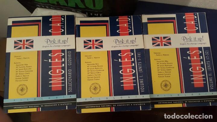 Curso Ingles C A D De La Uned Pick It Up Solo Vendido En Subasta 143084021