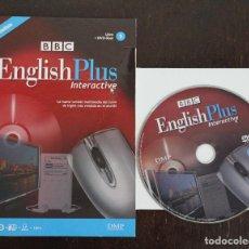 Libros de segunda mano: ENGLISH PLUS INTERACTIVE. UNIT 1. LIBRO +DVD. VARIOS AUTORES. 2008. Lote 134177330