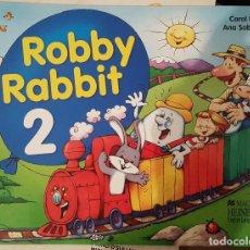 Libros de segunda mano: HELLO ROBBY RABBIT - LEVEL 2. Lote 136407578