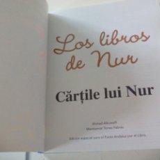 Libros de segunda mano: ESPAÑOL - RUMANO. LOS LIBROS DE NUR. AHMAD ALKUWAIFI. M. TORRES 2007 SPANIOL ROMANA. APRENDER IDIOMA. Lote 137381866