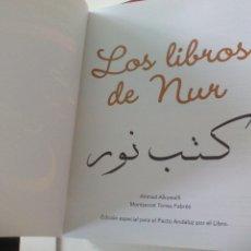 Libros de segunda mano: ESPAÑOL - ARABE. LOS LIBROS DE NUR. CARTILE LUI NUR.AHMAD ALKUWAIFI. M. TORRES 2007. APRENDER IDIOMA. Lote 137382598