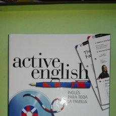 Libros de segunda mano: ACTIVE ENGLISH. Lote 138702834