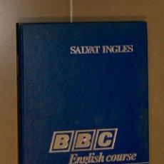 Libros de segunda mano: BBC ENGLISH COURSE VOLUMEN 2 SALVAT INGLÉS. Lote 142426670