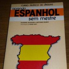 Libros de segunda mano: CURSO PRÁCTICO PORTUGUES ESPAÑOL - 469 PÁGINAS - COMO NUEVO. Lote 142945082