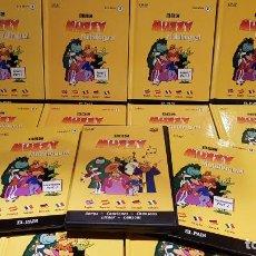 Libros de segunda mano: MUZZY MULTILINGUAL / SOLO FALTA Nº 4 / 5 IDIOMAS / INCLUYE DVD DE CANCIONES / OCASIÓN !!. Lote 144010810