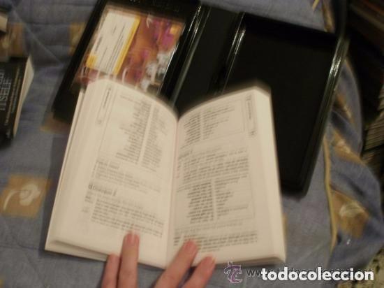 Libros de segunda mano: SWEDISH BOOK curso de sueco con libro 336 y 2 CDs de 65 minutos cada uno - INGLES CON SUECO solo - Foto 3 - 145777562