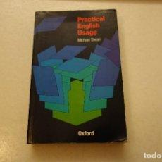 Libros de segunda mano: PRACTICAL ENGLISH USAGE. MICHAEL SWAN. Lote 145929238