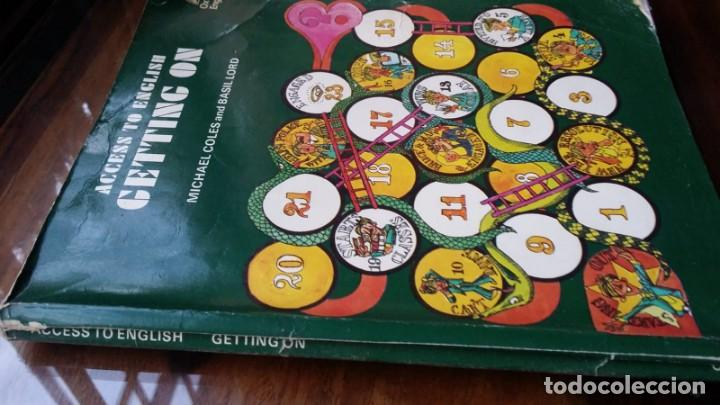 Libros de segunda mano: Access to English Getting on, Michael Coles ans Basil Lord - Foto 2 - 147647730