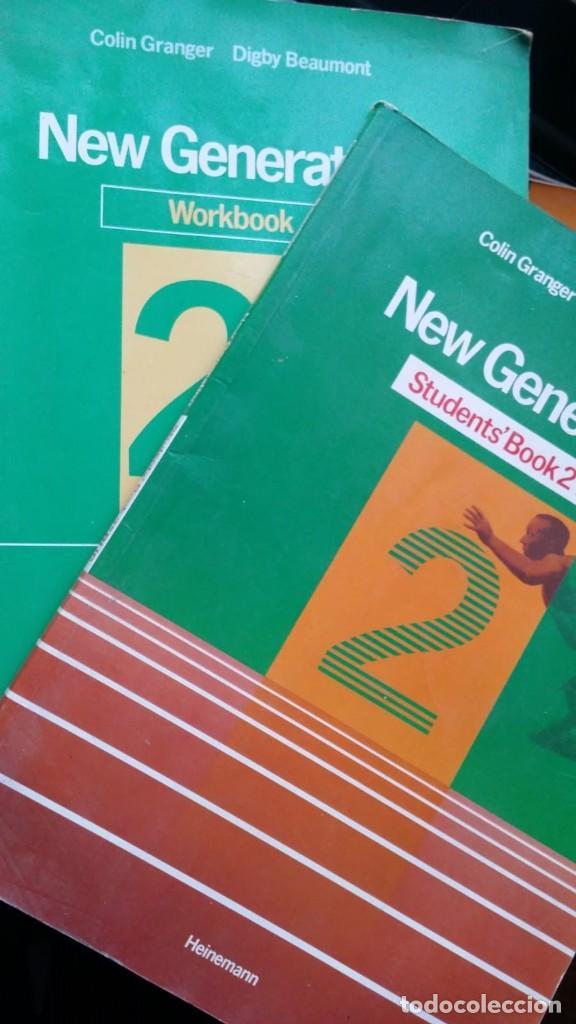NEW GENERATION STUDENTS BOOK 2 BUP, HEINEMANN (Libros de Segunda Mano - Cursos de Idiomas)