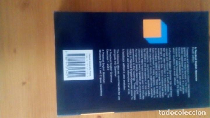 Libros de segunda mano: A Practical English Grammar - Foto 2 - 147727130