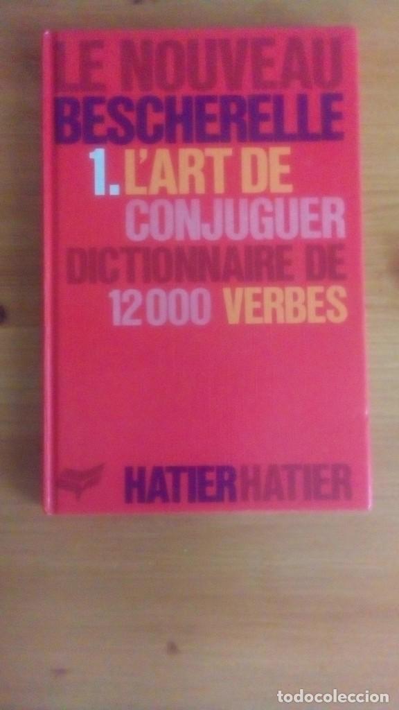 LE NOUVEAU BESCHERELLE (Libros de Segunda Mano - Cursos de Idiomas)
