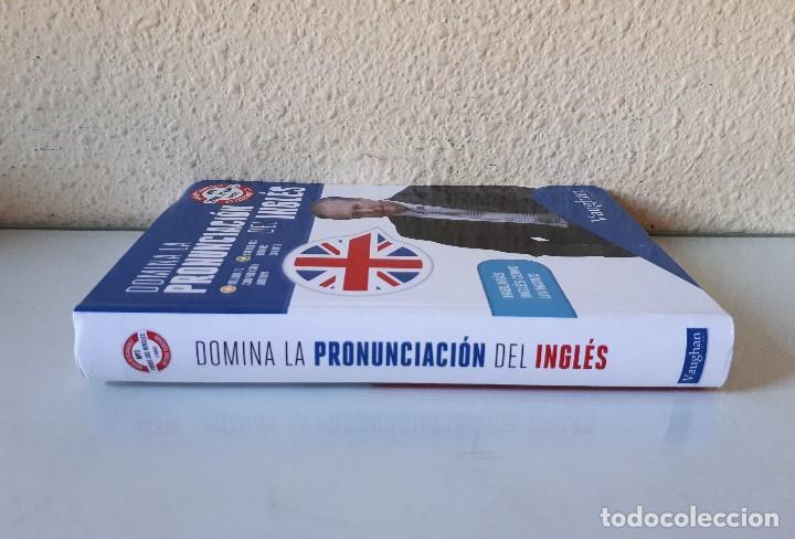 Libros de segunda mano: DOMINA LA PRONUNCIACIÓN DEL INGLÉS / VAUGHAN SYSTEMS 2014 - Foto 3 - 147735142