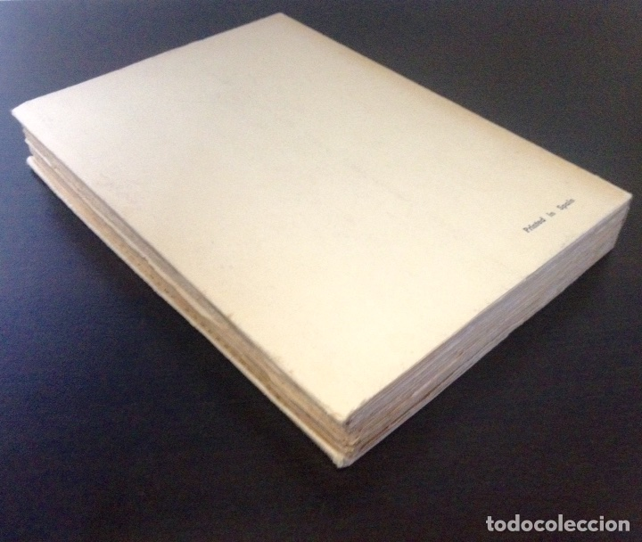 Libros de segunda mano: Gramática portuguesa, Biblioteca Románica Hispánica, 9, Madrid, 3ª edición corregida Gredos, 1971. - Foto 7 - 147791657
