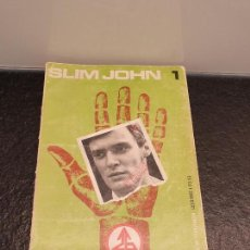 Libros de segunda mano: SLIM JOHN 1. BBC TV. PRIMERA PARTE LECCIONES 1 - 13. (ENVÍO 2,40€). Lote 147792046