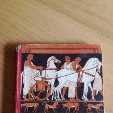Libros de segunda mano: LENGUA GRIEGA LIBRO PRIMERO EDELVIVES. Lote 148665766