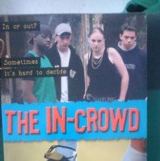 Libros de segunda mano: THE IN-CROWD - EN INGLES CON CD AUDIO. Lote 150679754