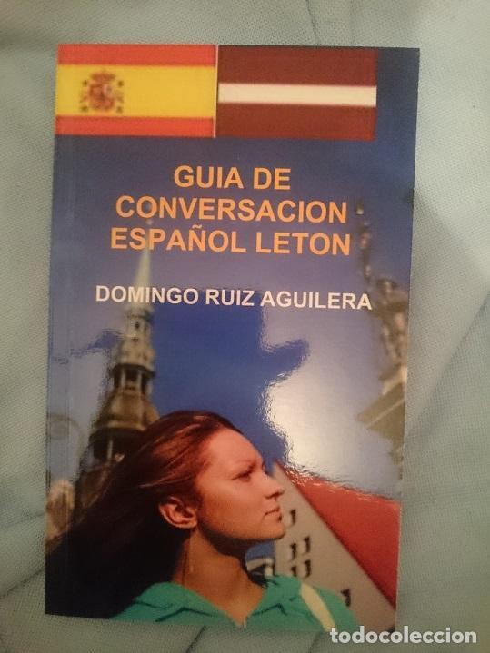 GUÍA DE CONVERSACIÓN ESPAÑOL LETON (Libros de Segunda Mano - Cursos de Idiomas)