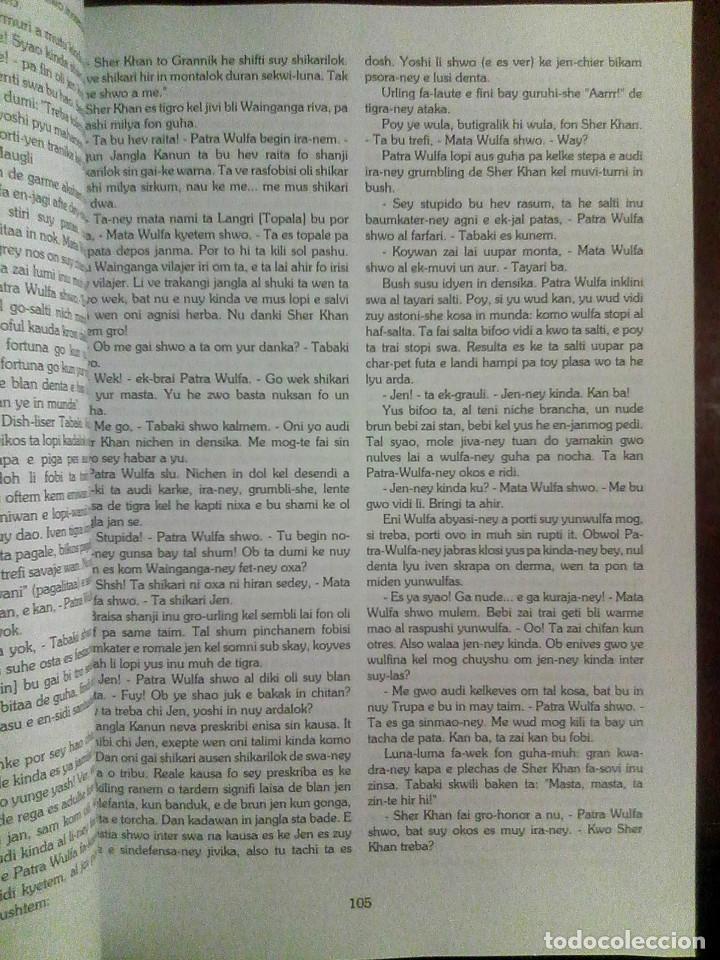 Libros de segunda mano: Textos en Lingwa de Planeta (recopilación, copia de imprenta) / INTERLINGÜÍSTICA / - Foto 3 - 151339498