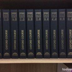 Libros de segunda mano: CURSO INGLÉS HOME ENGLISH - OXFORD COURSE - COMPLETO!! - SIN USO - BETAMAX O VHS. Lote 152369866