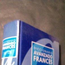 Libros de segunda mano: DICCIONARIO AVANZADO DE FRANCÉS-JEAN-PAUL VIDAL-(VOX, 2001)-514+586 PAGINAS-TAPA DURA. Lote 154409098