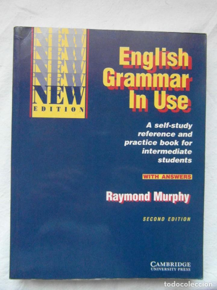 ENGLISH GRAMMAR IN USE RAYMOND MURPHY SECOND EDITION  CAMBRIDGE  DEBIBL