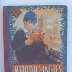 Libros de segunda mano: ESCUELA ANTIGUA : METODO DE INGLES, SEGUNDO GRADO . DE EDITORIAL LUIS VIVES, 1954. ZARAGOZA. Lote 155159738