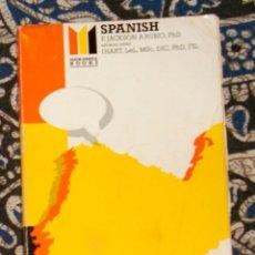 Libros de segunda mano: SPANISH MADE SIMPLE JACKSON AND RUBIO 1985. Lote 157275054