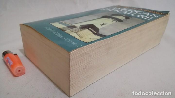 Libros de segunda mano: THE NORTON ANTHOLOGY OF AMERICAN LITERATURE. Vol 2 ANTOLOGIA LITERATURA AMERICANA FILOLOGÍA - Foto 3 - 158404686