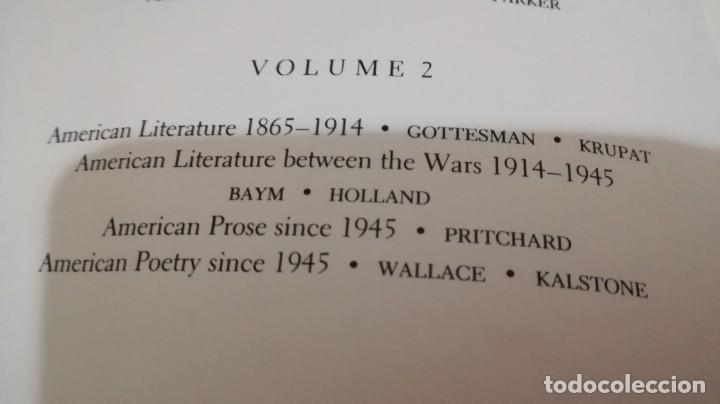 Libros de segunda mano: THE NORTON ANTHOLOGY OF AMERICAN LITERATURE. Vol 2 ANTOLOGIA LITERATURA AMERICANA FILOLOGÍA - Foto 6 - 158404686