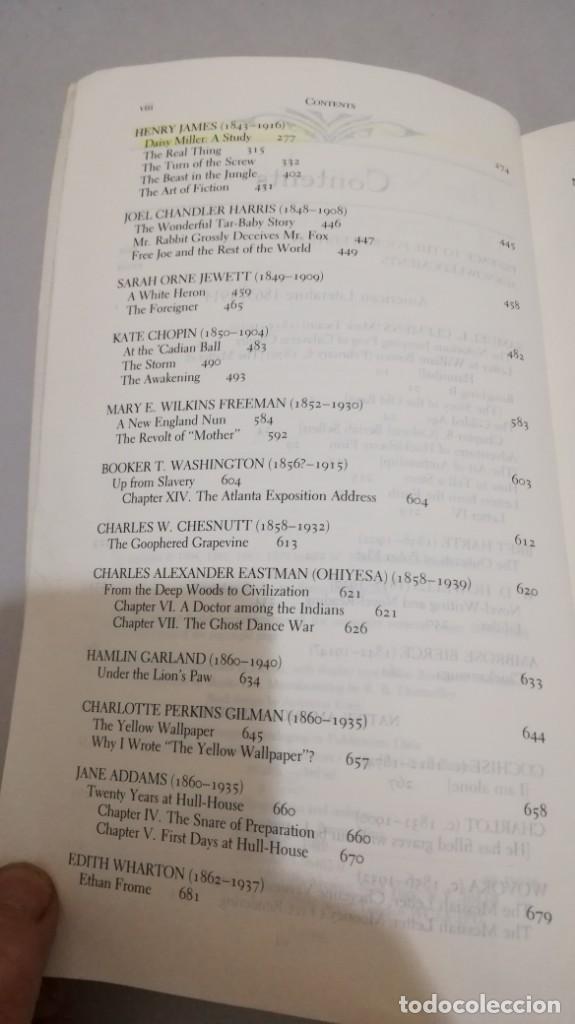 Libros de segunda mano: THE NORTON ANTHOLOGY OF AMERICAN LITERATURE. Vol 2 ANTOLOGIA LITERATURA AMERICANA FILOLOGÍA - Foto 13 - 158404686
