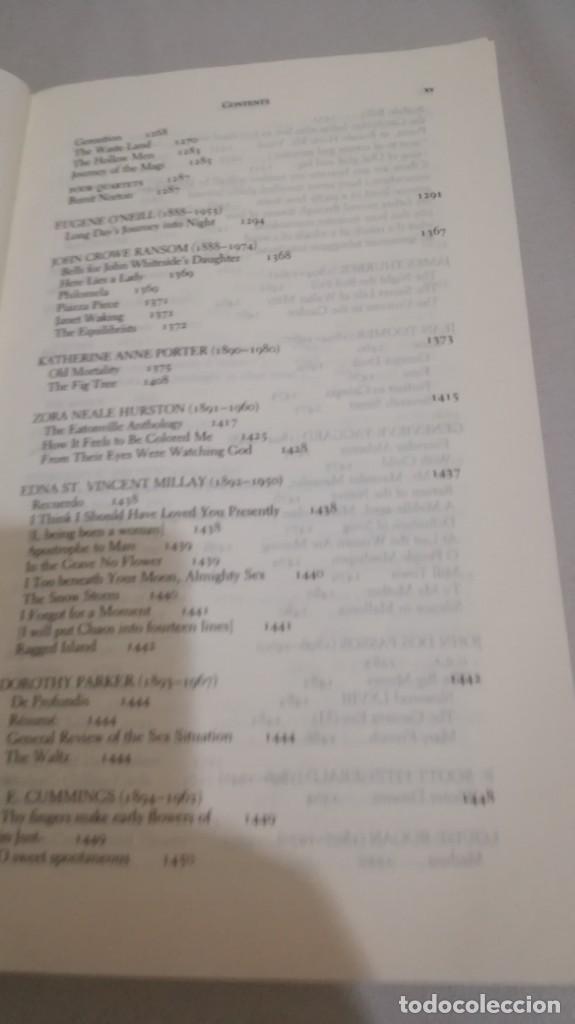 Libros de segunda mano: THE NORTON ANTHOLOGY OF AMERICAN LITERATURE. Vol 2 ANTOLOGIA LITERATURA AMERICANA FILOLOGÍA - Foto 20 - 158404686