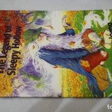 Libros de segunda mano: RIP VAN WINKLE AND THE LEGEND OF SLEEPY HOLLOW/ PENGUIN READERS . Lote 160435382