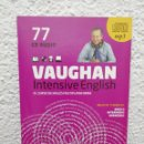 Libros de segunda mano: VAUGHAN, INTENSIVE ENGLISH. CURSO DE INGLÉS MULTIPLATAFORMA. CD N° 77. Lote 160928366