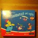 Libros de segunda mano: CUENTOS CORTOS DE LOS MONSTRUOS DEL INGLÉS + CD. Lote 161257182