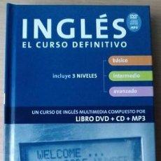 Libros de segunda mano: EL CURSO DE INGLÉS DEFINITIVO (25 VOL., COMPLETO) - VAUGHAN SYSTEM. Lote 166029826