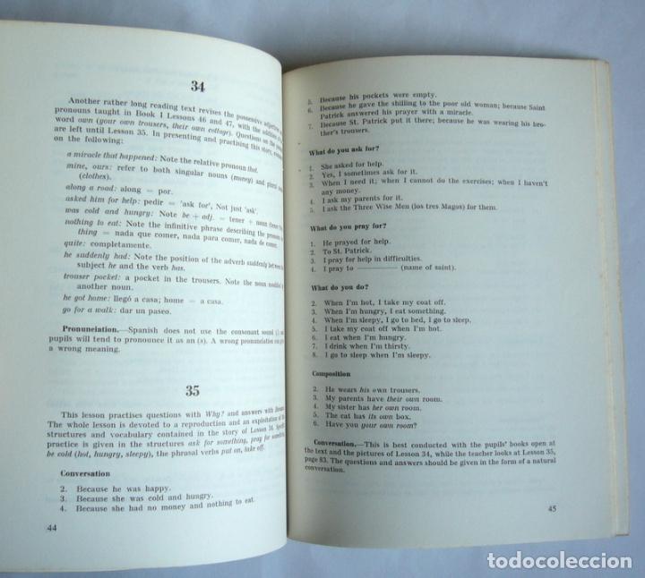 NEW MODERN ENGLISH II - TEACHER´S BOOK - PHILIP J  LOCKE- EDITORIAL  MANGOLD  1969