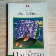 Libros de segunda mano: THE HAUNTED CASTLE, DE ISOBEL ROBINSON. Lote 167836154