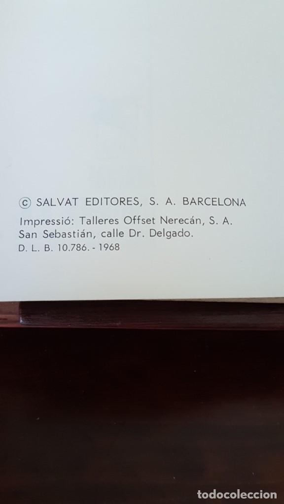 Libros de segunda mano: GRAMATICA CATALANA - A. JANE - EDITORIAL SALVAT - 1968 - Foto 5 - 169103100