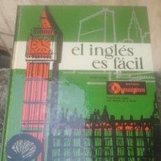Libros de segunda mano: EL INGLÉS ES FÁCIL - EDICIONES AFHA - TOMO II - GRADO MEDIO - 1973. Lote 171017415