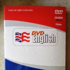 Libros de segunda mano: CURSO DE INGLES DVD ENGLISH DE LA BBC. Lote 172463770