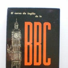 Libros de segunda mano: EL CURSO DE INGLES DE LA BBC DE LONDRES. Lote 174490682