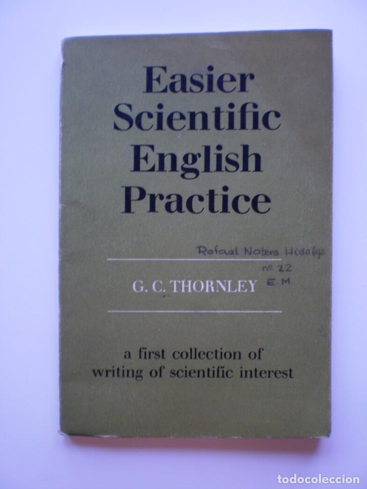 EASIER SCIENTIFIC ENGLISH PRACTICE (Libros de Segunda Mano - Cursos de Idiomas)